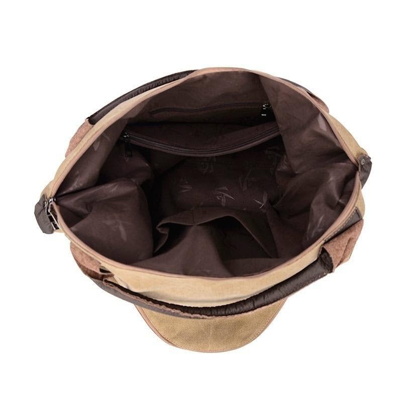 Large Pocket Casual Tote Handbag8