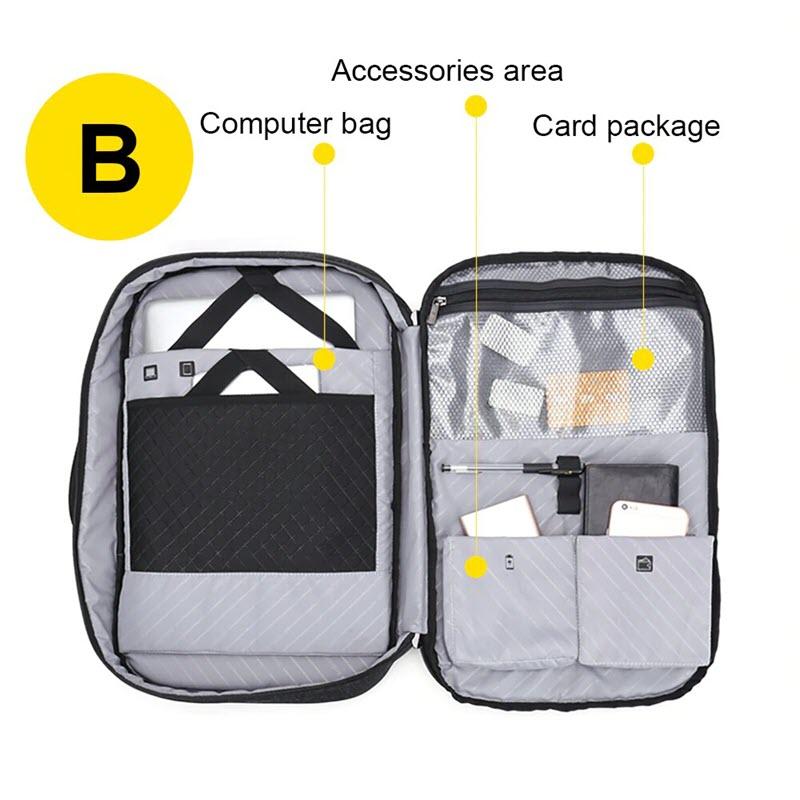 Dissasembling Backpack17