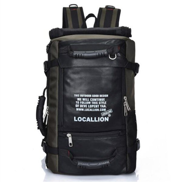 Large Multi Fold Backpack16