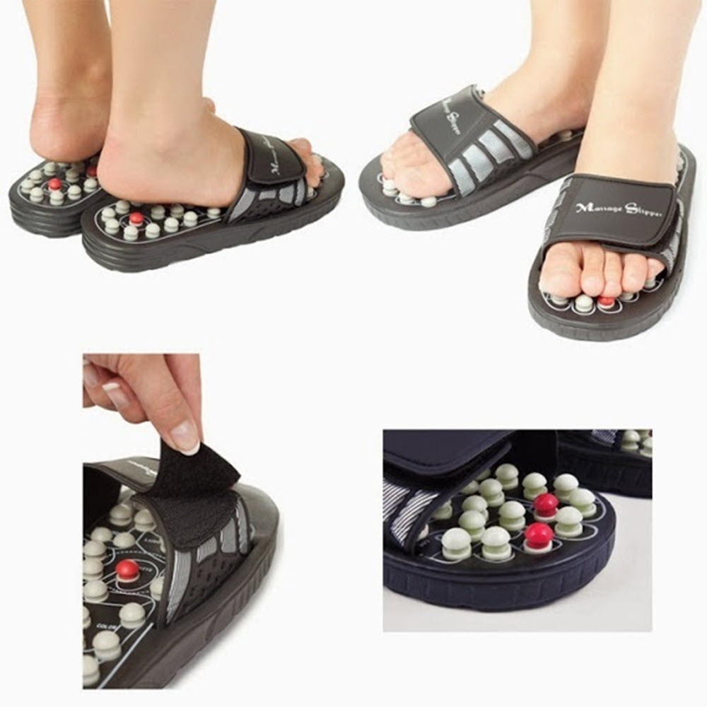 Acupuncture Massager Slippers13