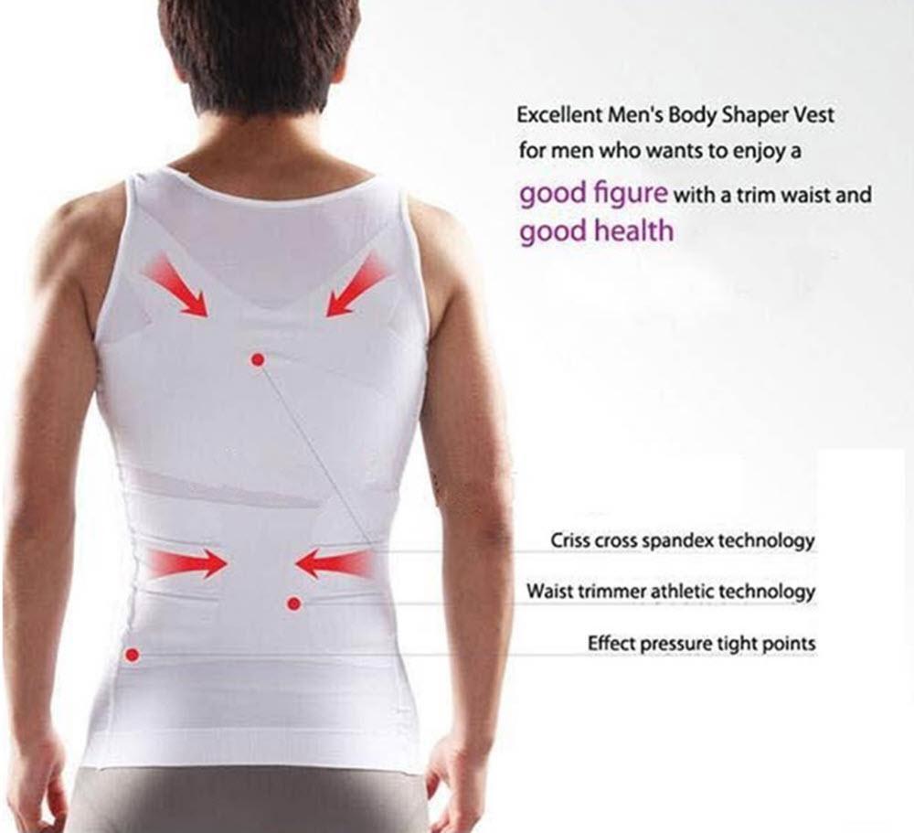 Body Shapewear Shirt for MEN4
