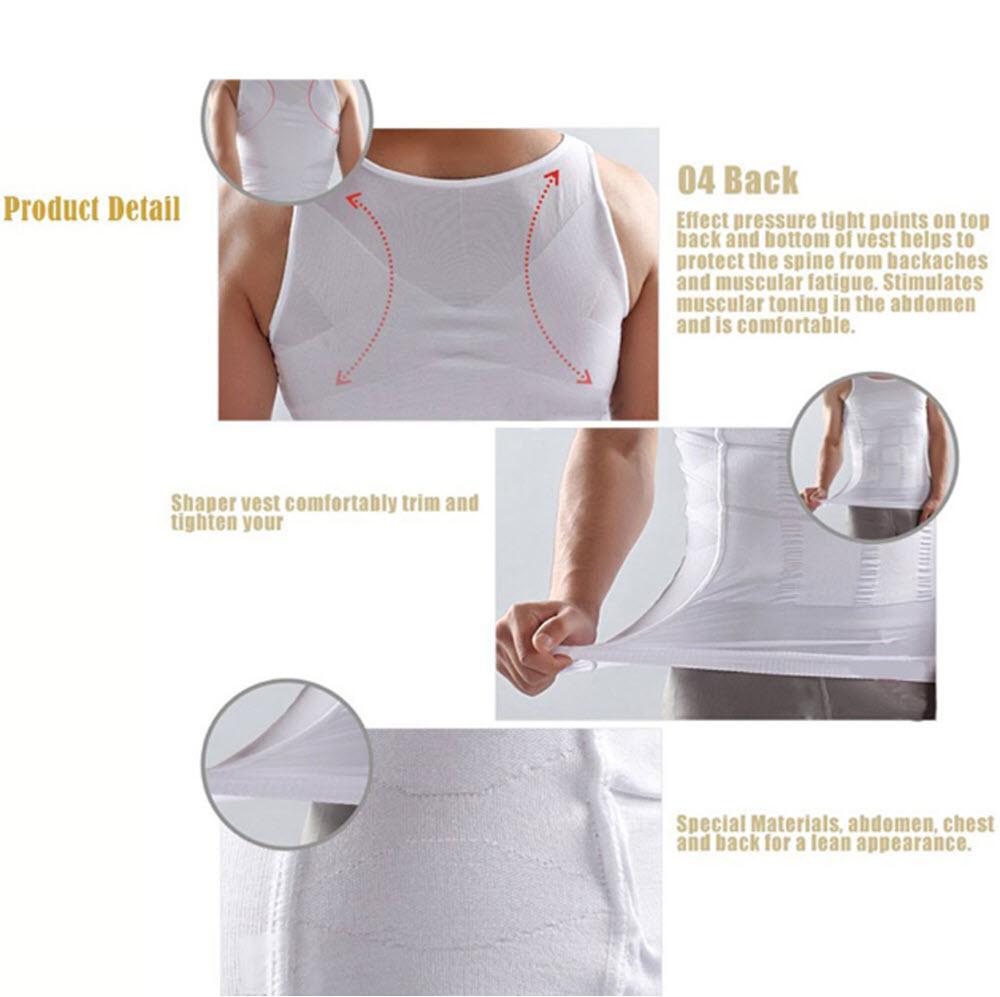 Body Shapewear Shirt for MEN7