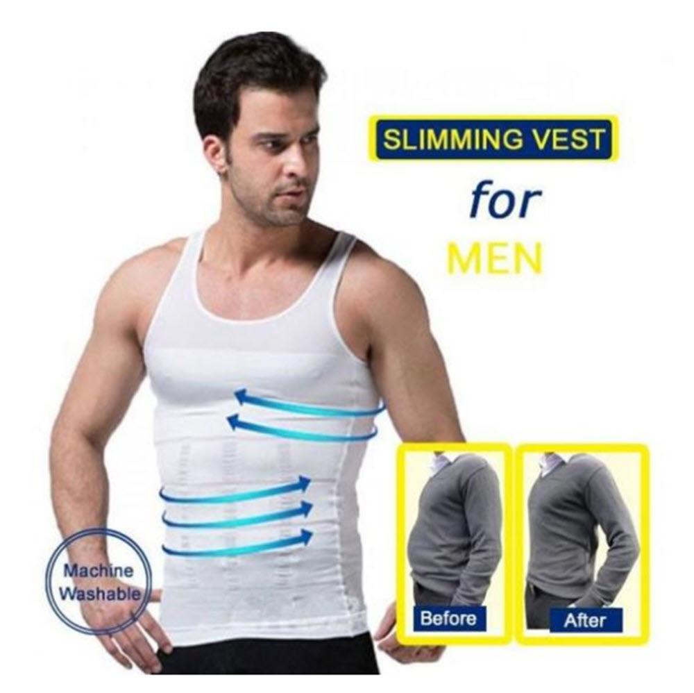 Body Shapewear Shirt for MEN8