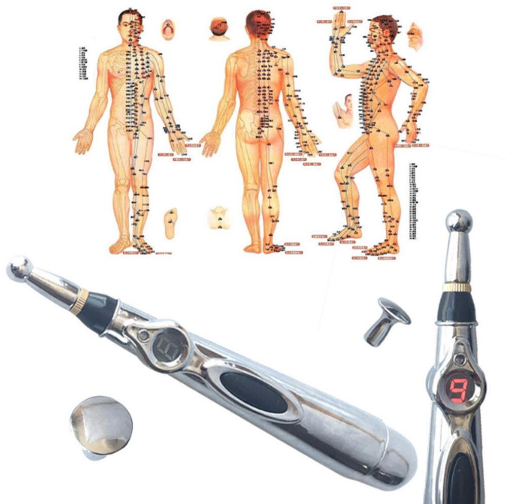 Laser Acupuncture Magnet Pen2