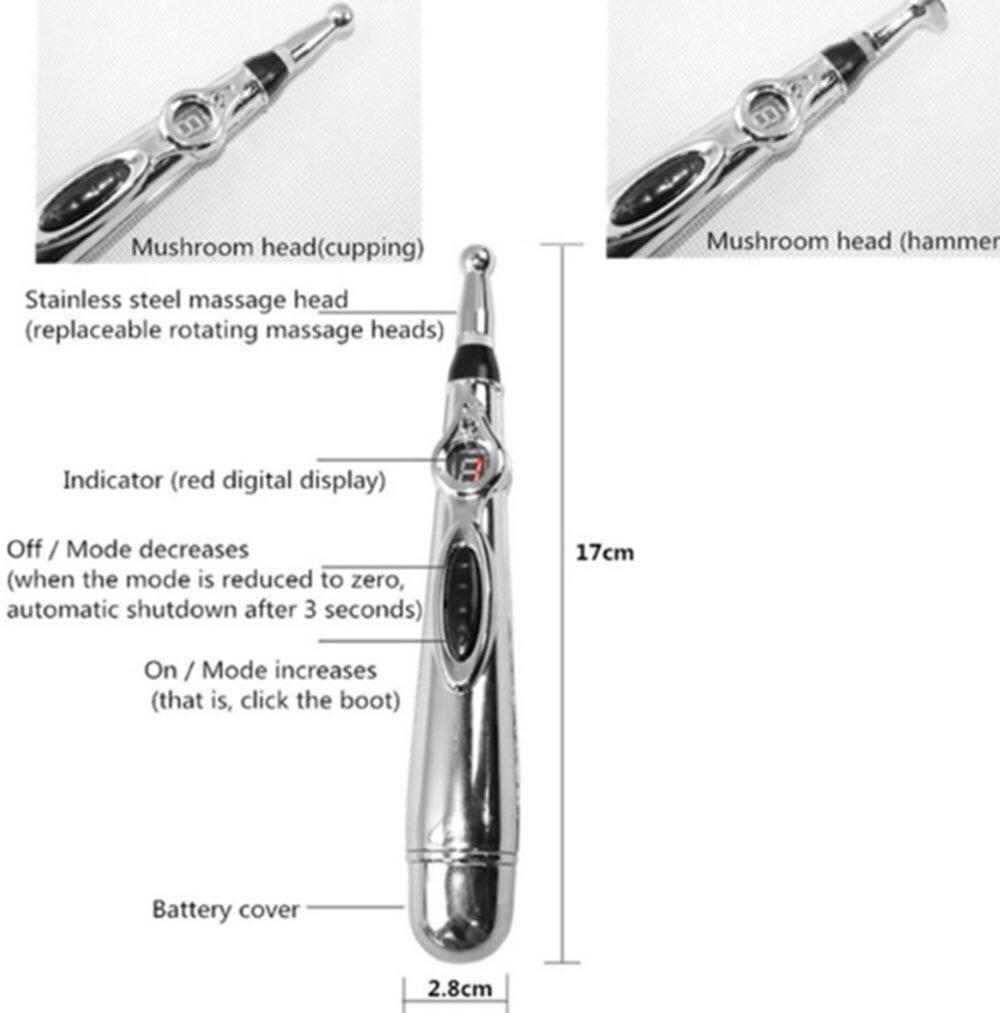 Laser Acupuncture Magnet Pen9