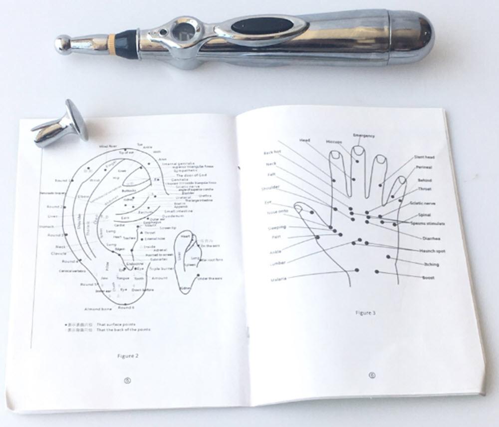 Laser Acupuncture Magnet Pen11