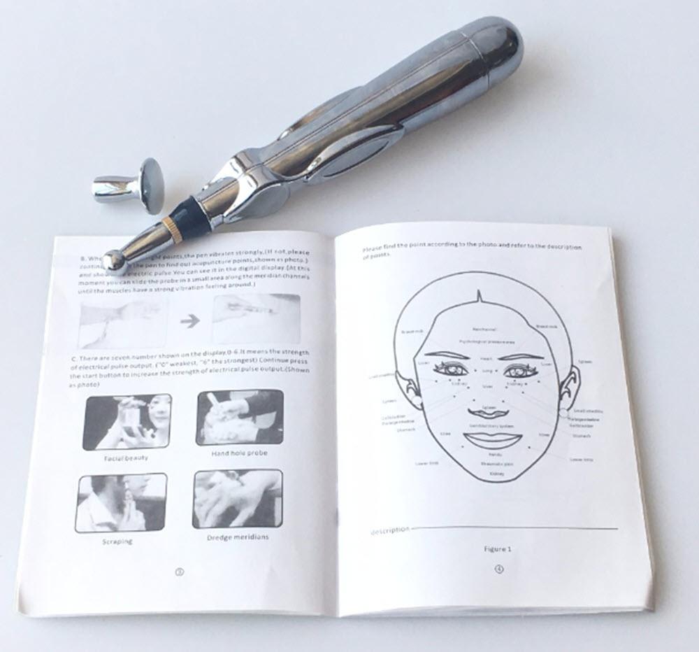 Laser Acupuncture Magnet Pen10