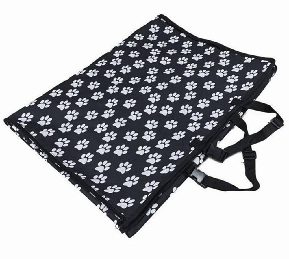 Waterproof Back-Seat Dog Hammock4