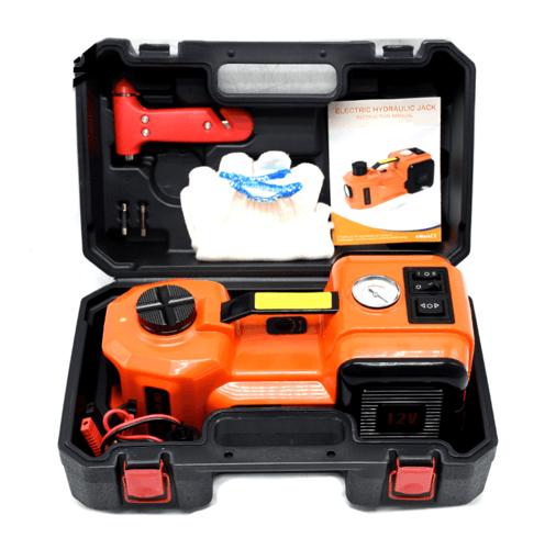 3-Function Emergency Auto Electric Hydraulic Jack1
