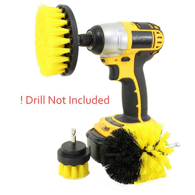 Power Scrubber Brush (3 PCS)6