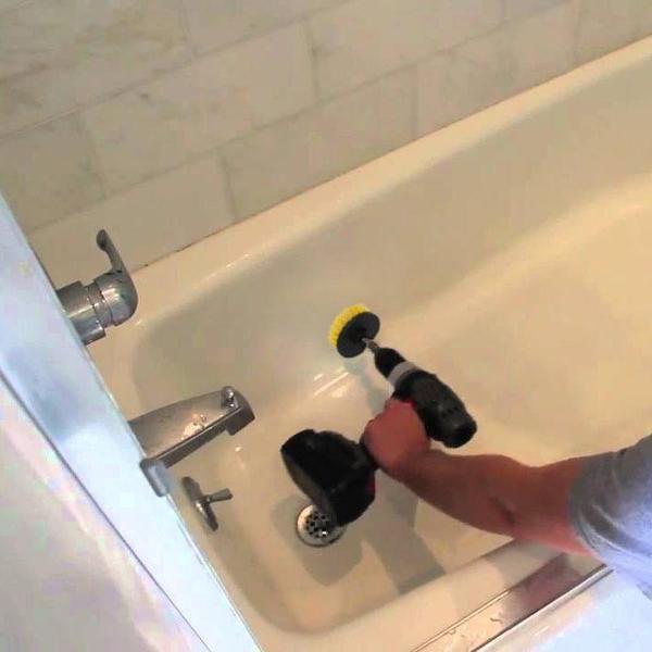 Power Scrubber Brush (3 PCS)4
