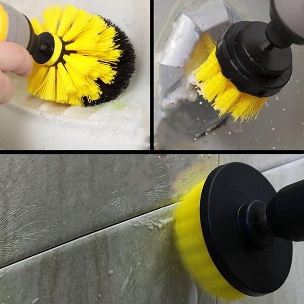 Power Scrubber Brush (3 PCS)7