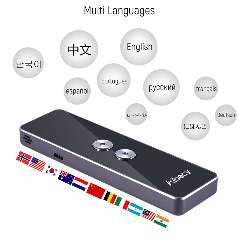 Real-Time Translator (30 Languages