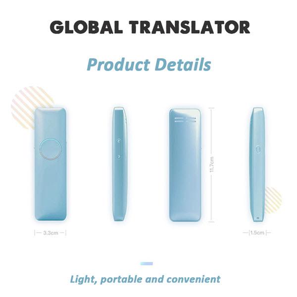 34 Language Voice Translator3