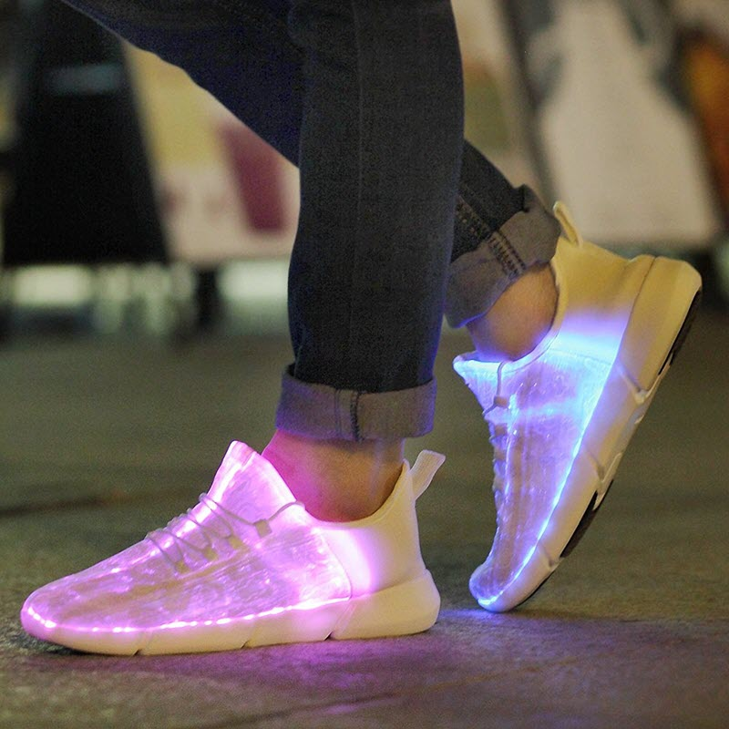 LED Light Up Sneakers6