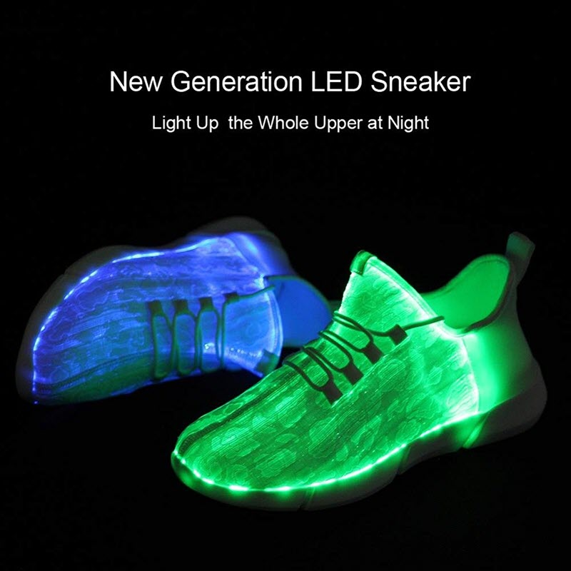 LED Light Up Sneakers9