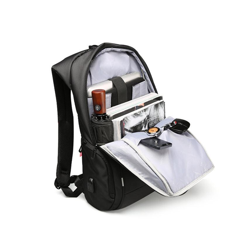 Anti-Theft USB Cushion Backpack7