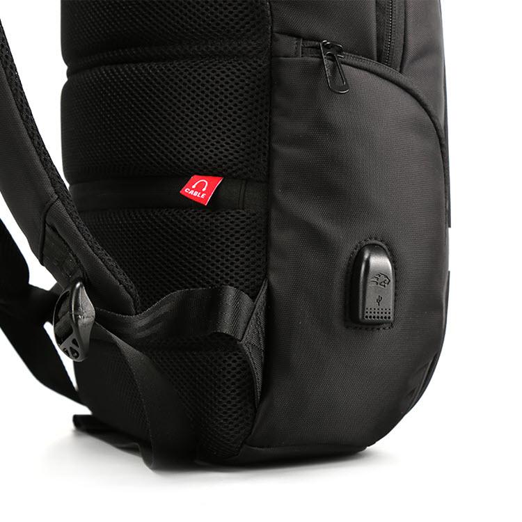 Anti-Theft USB Cushion Backpack6