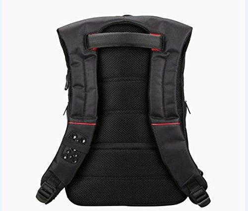 Anti-Theft USB Cushion Backpack13