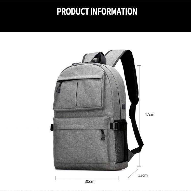 USB School Laptop Backpack7