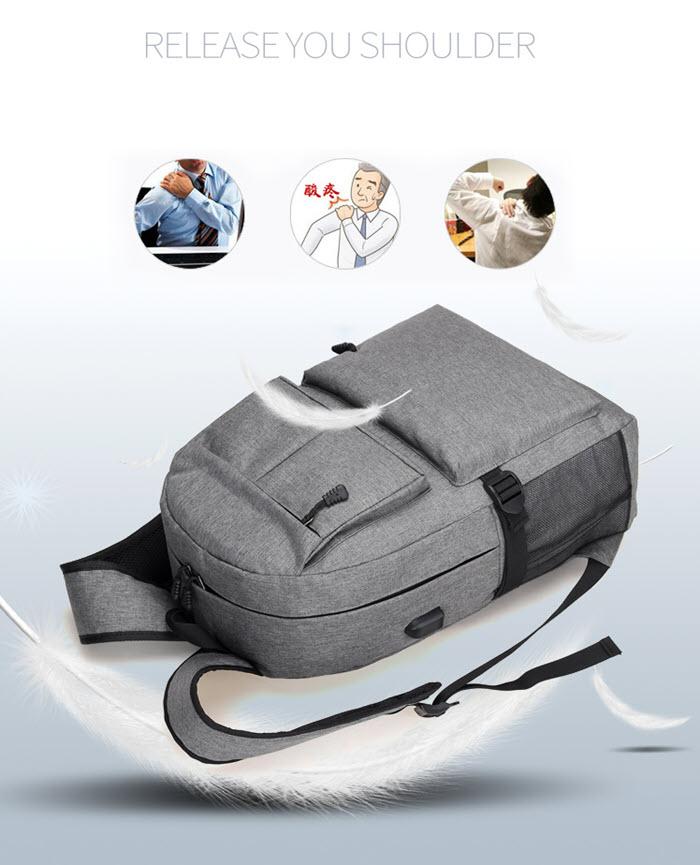 USB School Laptop Backpack10
