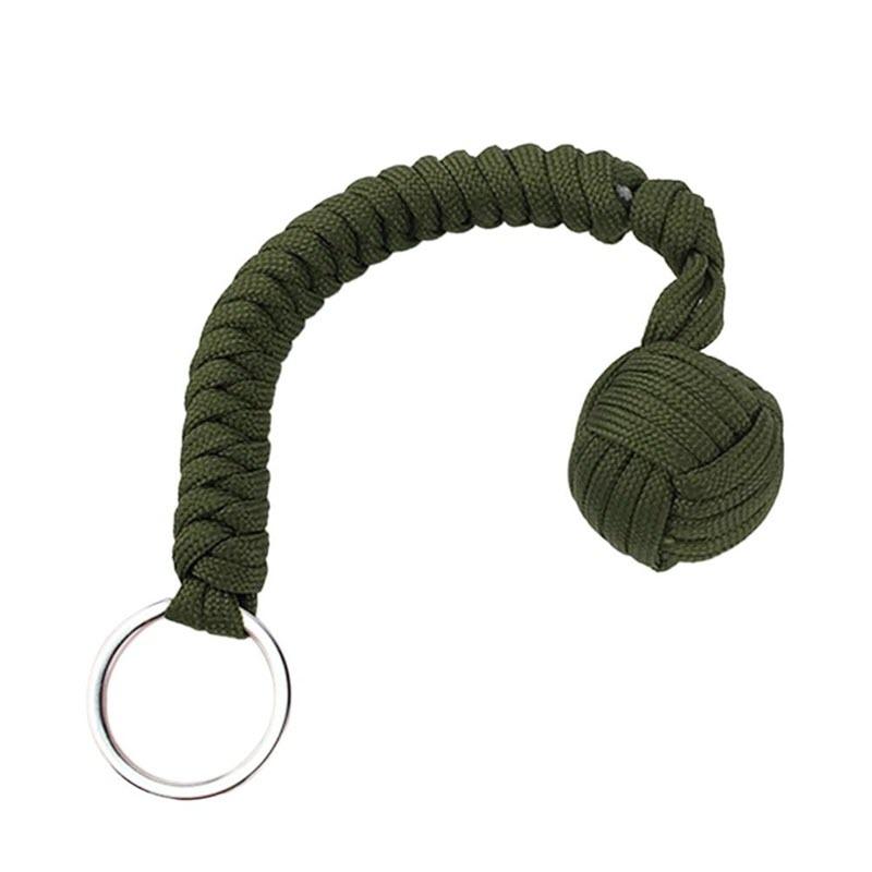 Monkey Fist Self Defense Keychain