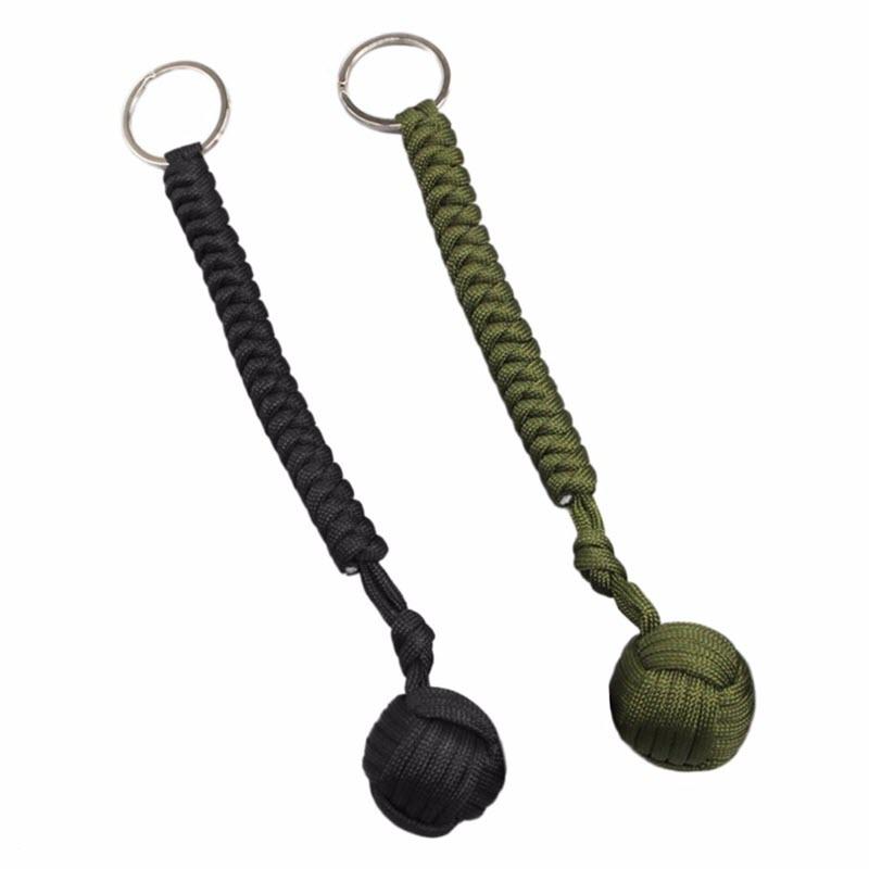 Monkey Fist Self Defense Keychain3