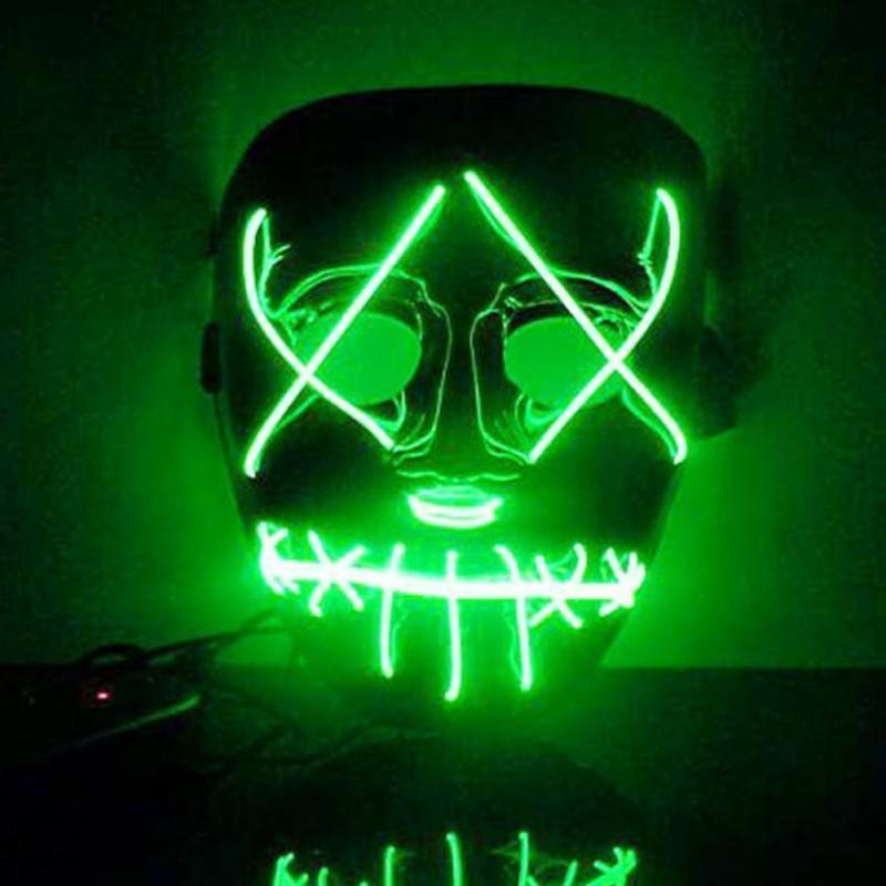Glow LED Purge Mask3