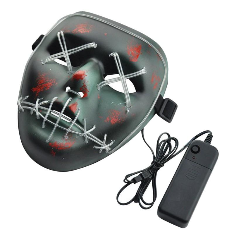 Glow LED Purge Mask4