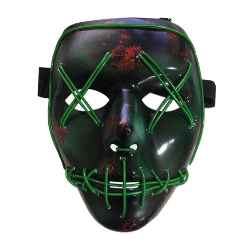 Glow LED Purge Mask9