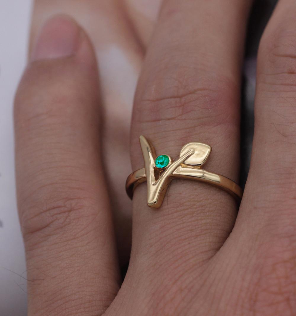 Vegan Ring