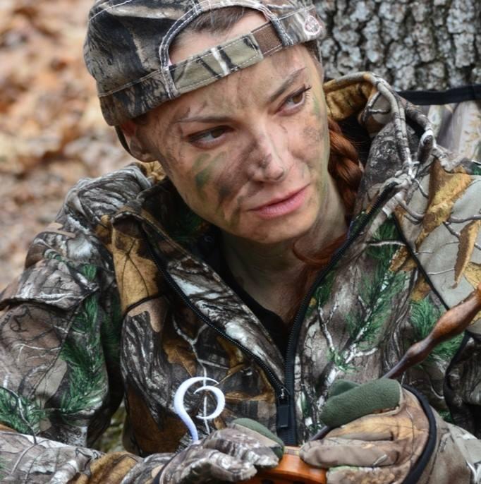 Women hunt!