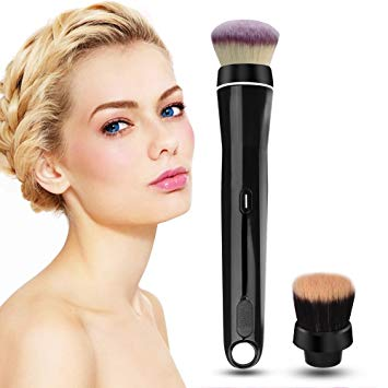 360 Degree Rotating Head Make Up Brush Tool Beauty Makeup