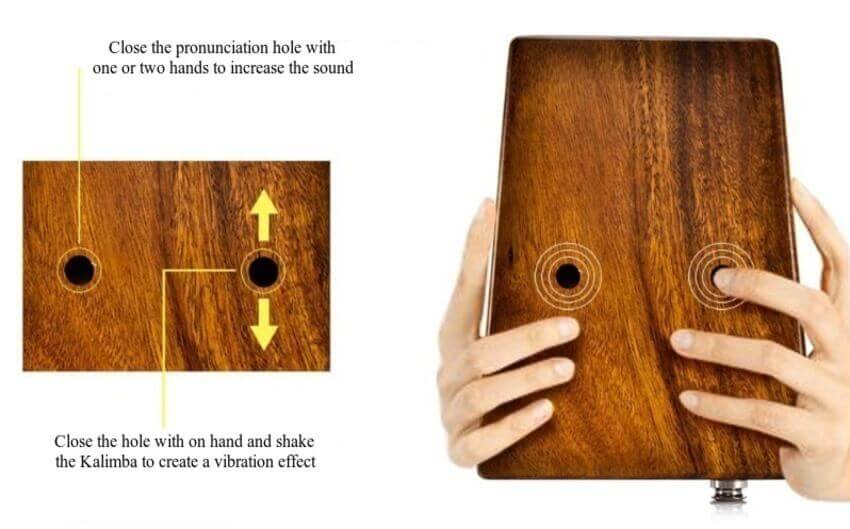 best electric thumb kalimba instrument