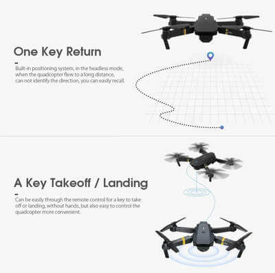 good drone for kids and beginners with advanced app features