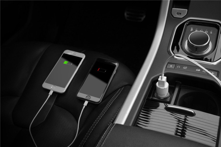 Universal Wireless Bluetooth Car Charger & Music Player Adapter
