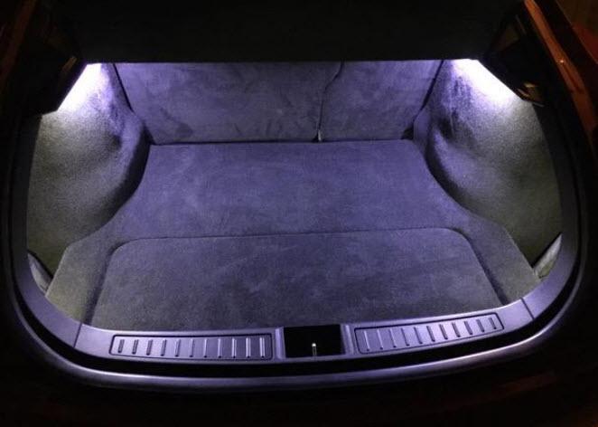 Tesla Model S & Model 3 Trunk Illumination Light