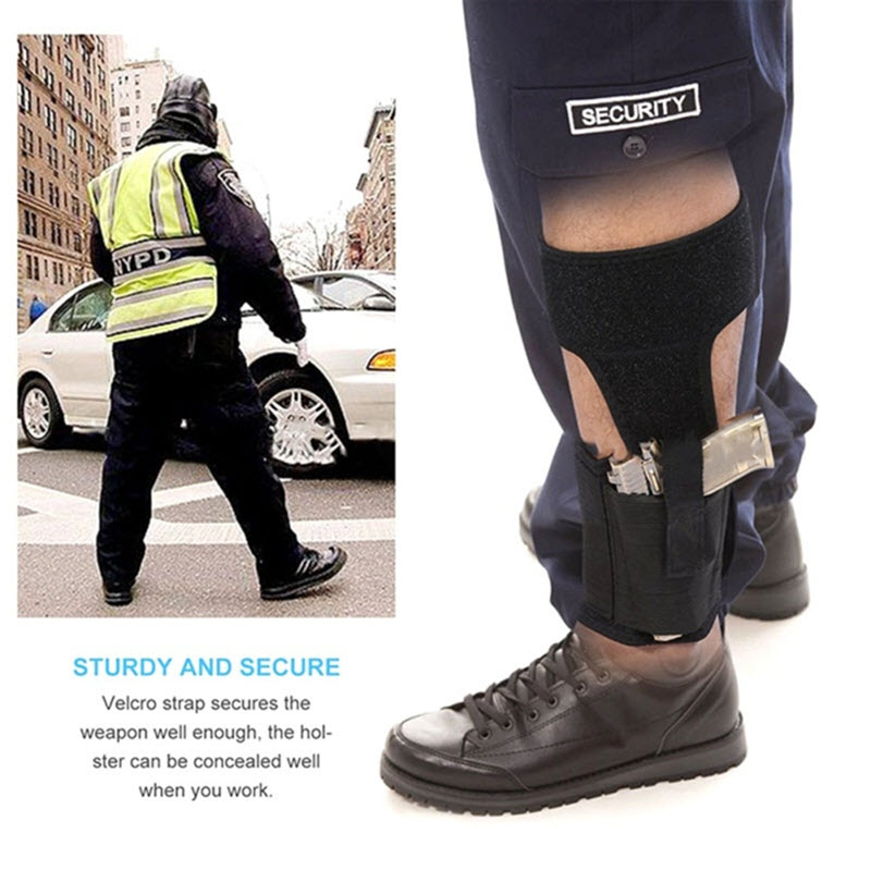 Multi Pocketed Ankle Holster9