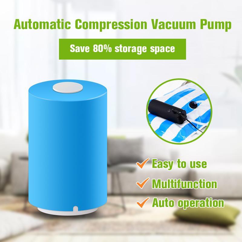 Rechargable Compression Vacuum