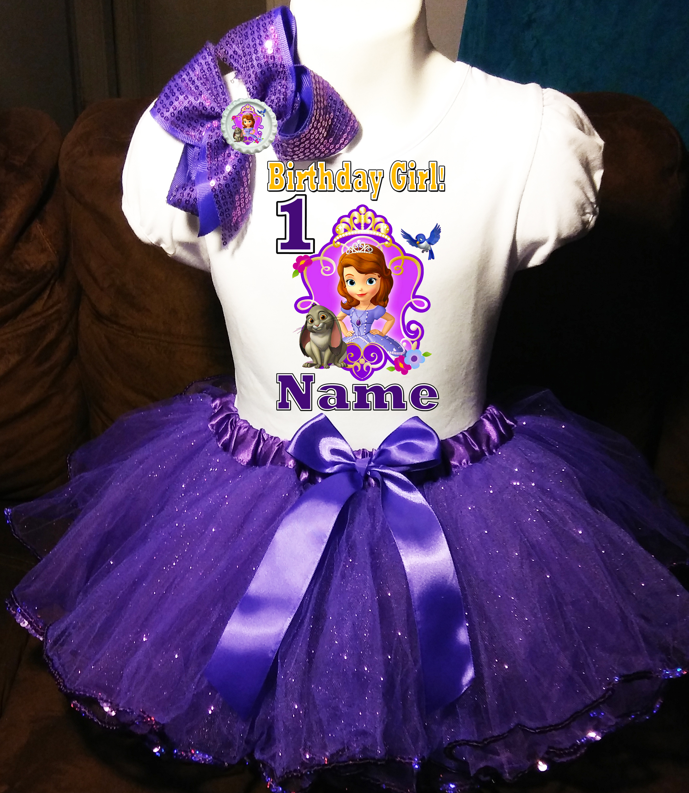 60fc871a Personalized Outfit For 1st Birthday | Kuenzi Turf & Nursery