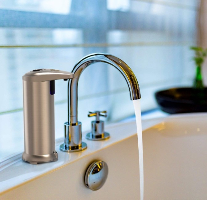 Motion Sensor Soap Dispenser