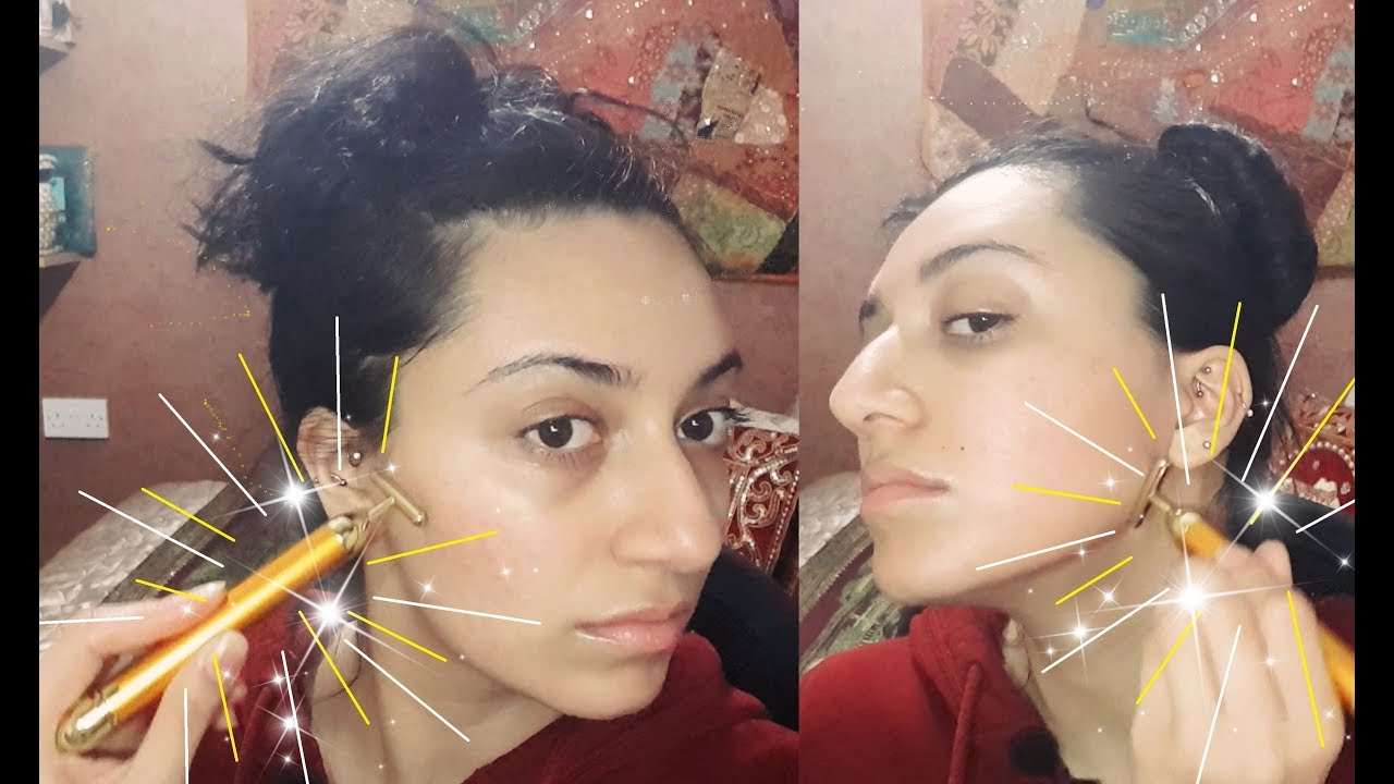 Beauty Roller Tighten And Lift Your Skin In Just 4 Minutes A Day