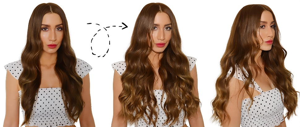 Clip-in Hair Extensions by Fancy Hair becd324c11a2
