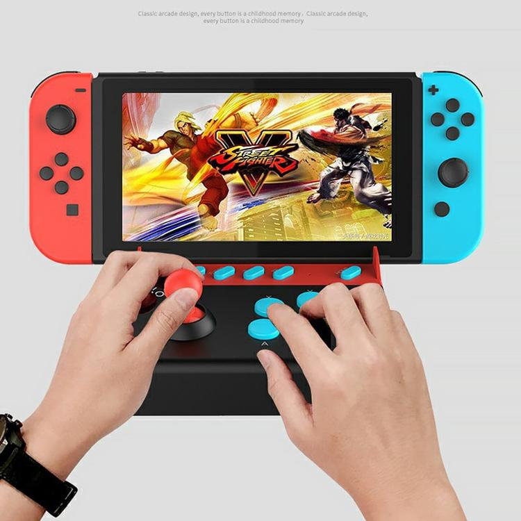 ARCADE FIGHT STICK FOR NINTENDO SWITCH - AMPLIFIES YOUR FUN!