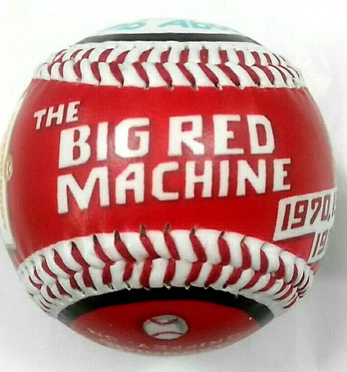 Big Red Sports >> The Big Red Machine Baseball