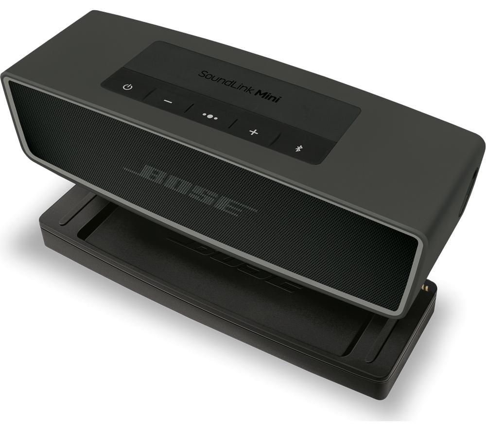 bose soundlink mini ii bluetooth speaker black