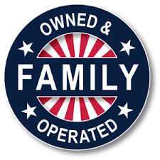Proudly family owned and operated