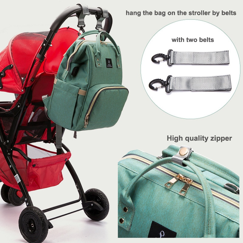 532ffdb295c Mommys Diaper Baby Backpack Bag