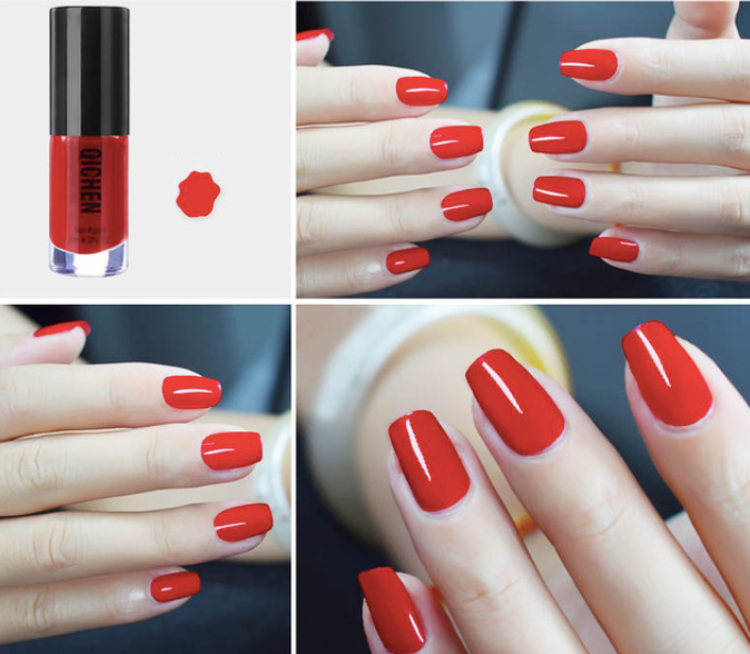 Peel Off Nail Lacquer