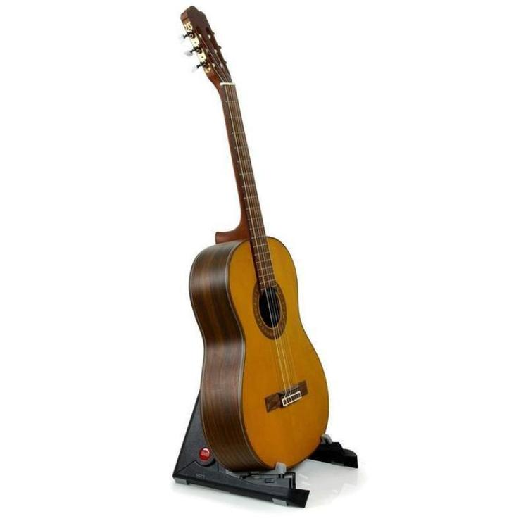 portable guitar stand. Black Bedroom Furniture Sets. Home Design Ideas
